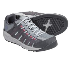 Columbia Sportswear Master Fly Shoes (For Youth) in Varsity Grey/Afterglow - Closeouts
