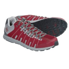 Columbia Sportswear Master Fly Trail Running Shoes - Minimalist (For Men) in Chili/Coal - Closeouts