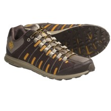Columbia Sportswear Master Fly Trail Running Shoes - Minimalist (For Men) in Espresso/Soleil - Closeouts