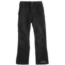 Columbia Sportswear Maxtrail Pants (For Youth) in 010 Black - Closeouts