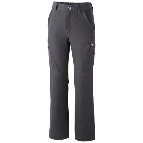 Columbia Sportswear Mega Trail Pants - UPF 50 (For Youth Boys) in Grill