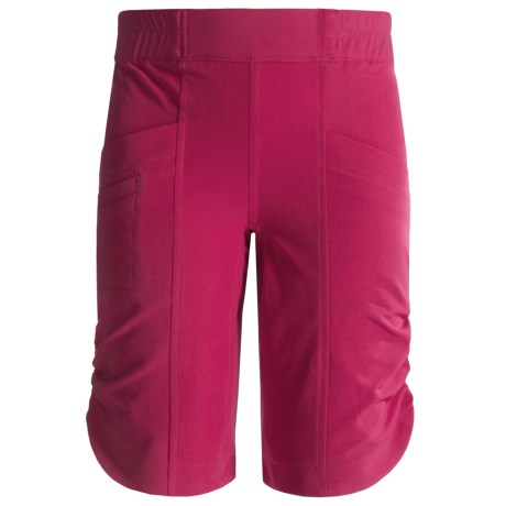 Columbia Sportswear Mega Trail Shorts - UPF 50 (For Girls) in Bright Rose