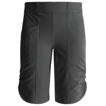 Columbia Sportswear Mega Trail Shorts - UPF 50 (For Girls) in Grill - Closeouts