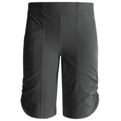 Columbia Sportswear Mega Trail Shorts - UPF 50 (For Girls) in Grill