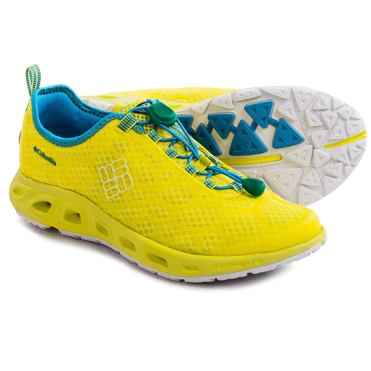Columbia Megavent Water Shoes Size