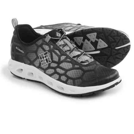 Columbia Sportswear Megavent Water Shoes (For Men) in Black/White - Closeouts