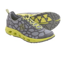 Columbia Sportswear Megavent Water Shoes (For Men) in Columbia Grey/Chartreuse - Closeouts