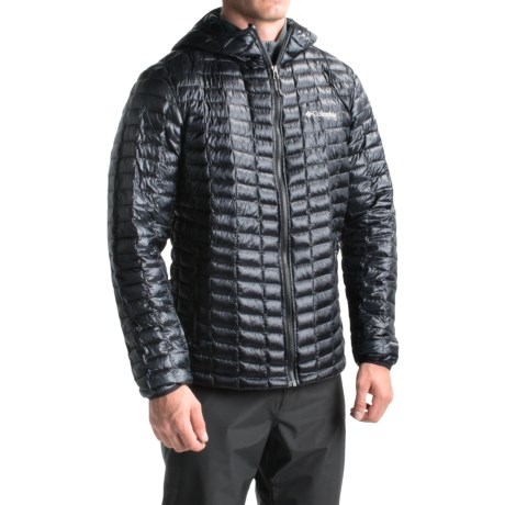 Columbia Sportswear Microcell Omni-Heat® Hooded Jacket - Insulated (For Men)