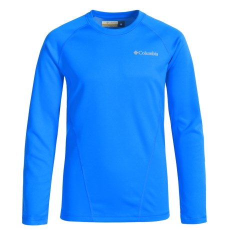Columbia Sportswear Midweight II Omni-Heat® Base Layer Top - Long Sleeve (For Little and Big Kids)