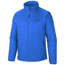 Columbia Sportswear Mighty Light Omni-Heat® Jacket - Insulated (For Men) in Hyper Blue - Closeouts