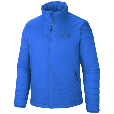 photo: Columbia Mighty Lite Jacket synthetic insulated jacket
