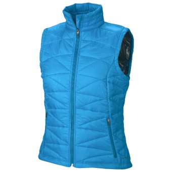 Columbia Sportswear Mighty Lite II Omni-Heat® Vest - Insulated (For Women) in Compass Blue