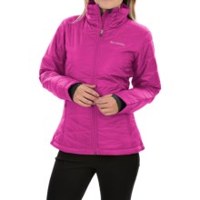 Columbia Sportswear Mighty Lite III Omni-Heat® Jacket - Insulated (For Women) in Haute Pink - Closeouts