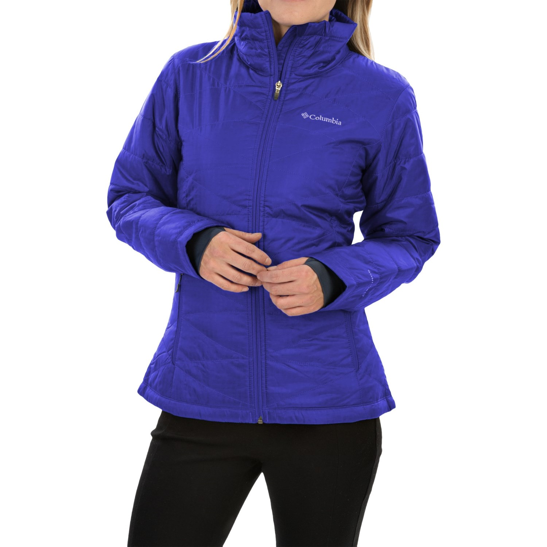 Columbia Sportswear Mighty Lite III Omni-Heat® Jacket (For ...