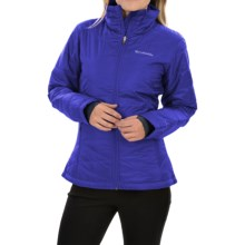 Columbia Sportswear Mighty Lite III Omni-Heat® Jacket - Insulated (For Women) in Light Grape - Closeouts