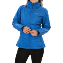 Columbia Sportswear Mighty Lite III Omni-Heat® Jacket - Insulated (For Women) in Stormy Blue - Closeouts