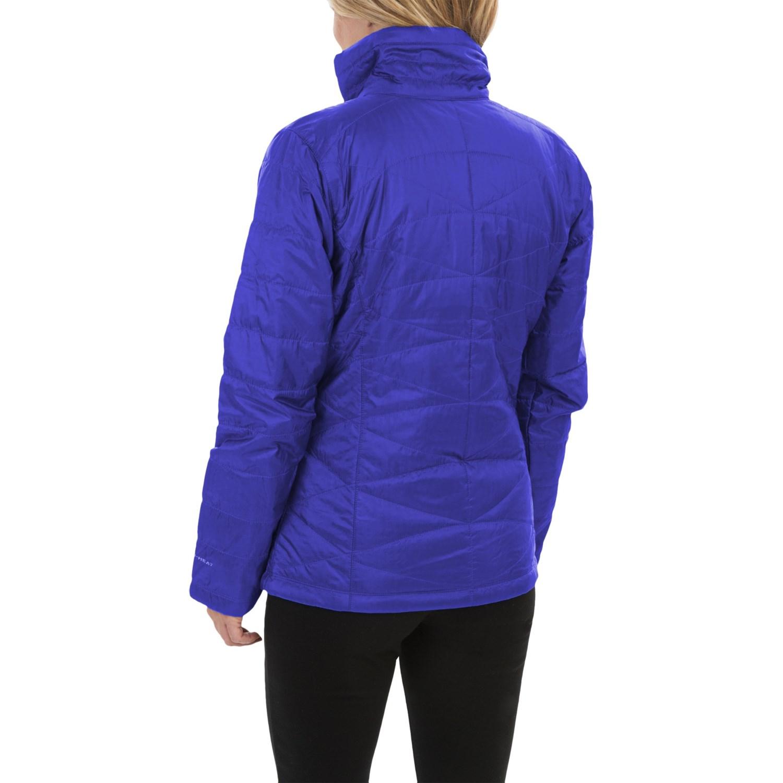 columbia sportswear mighty lite iii heat 174 jacket for