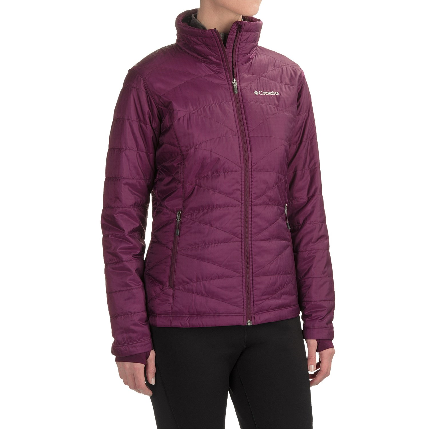 Columbia Sportswear Mighty Lite III Omni-Heat® Jacket (For ...