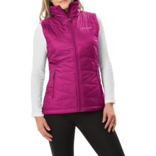Columbia Sportswear Mighty Lite III Vest - Omni-Heat®, Insulated (For Women) in Haute Pink - Closeouts