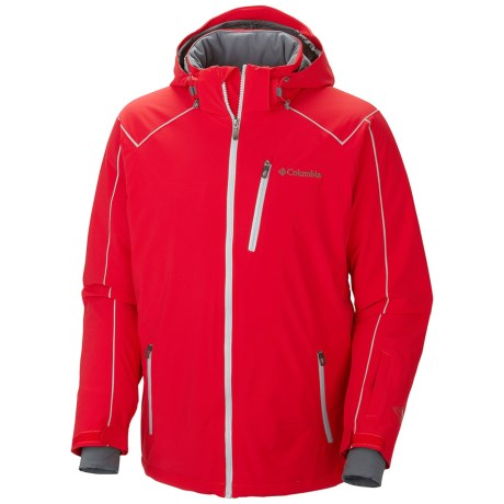Columbia Millennium Burner Jacket