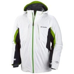 Columbia Sportswear Millennium Flash Omni-Heat® Jacket - Waterproof, Insulated (For Men) in White