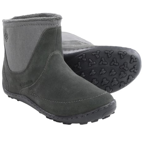 Columbia Sportswear Minx Nocca CVS Boots - Waterproof, Suede-Canvas (For Women)