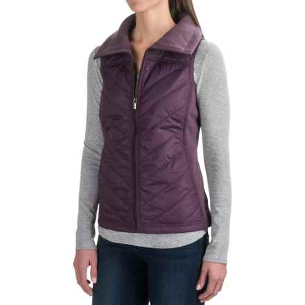 Columbia Sportswear Mix It Around Vest - Insulated (For Women) in Dusty Purple - Closeouts