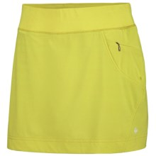 Columbia Sportswear Mix Mover II Skort - UPF 40 (For Women) in Chartreuse - Closeouts