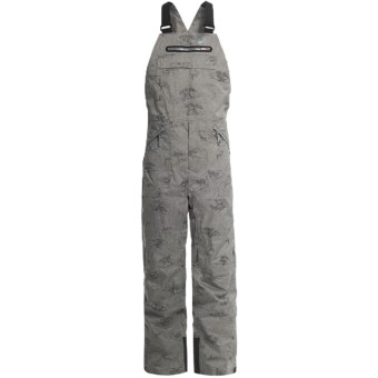 Columbia Sportswear Modern Logger Bib Snow Pants - Waterproof, Insulated (For Men) in Blade Duck Hunter