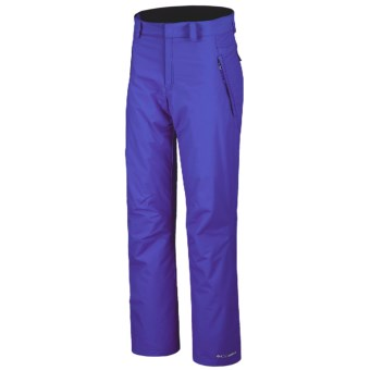 Columbia Sportswear Modern Mountain Snow Pants - Insulated (For Women) in Light Grape