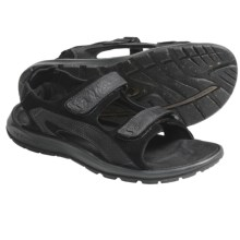 Columbia Sportswear Monterosso Sport Sandals (For Men) in Black - Closeouts