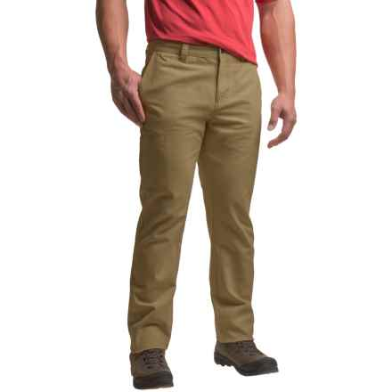 Columbia Sportswear Mount Adams Omni-Shade® Pants - UPF 50+ (For Men) in Flax - Closeouts