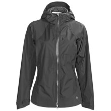 Columbia Sportswear Mountain Mix Shell Jacket - Waterproof (For Women) in Black - Closeouts