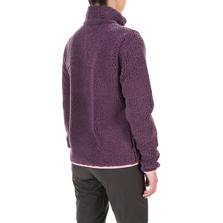 Columbia Sportswear Mountain Side Fleece Jacket (For Women)