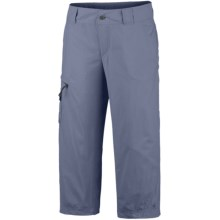 Columbia Sportswear Mt. Awesome II Knee Pants - UPF 50 (For Women) in Beacon - Closeouts