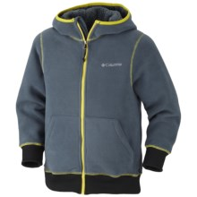 Columbia Sportswear Mt. Hood Grinder Hoodie Sweatshirt - Fleece (For Boys) in Mystery - Closeouts