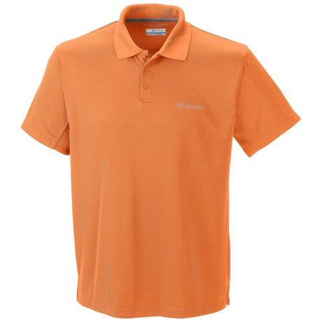 Columbia Sportswear New Utilizer Polo Shirt - UPF 30, Short Sleeve (For Men) in 816 Koi