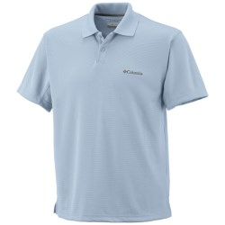 Columbia Sportswear New Utilizer Polo Shirt - UPF 30, Short Sleeve (For Men) in Neon Light
