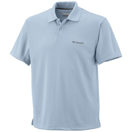 Columbia Sportswear New Utilizer Polo Shirt - UPF 30, Short Sleeve (For Men) in Mirage