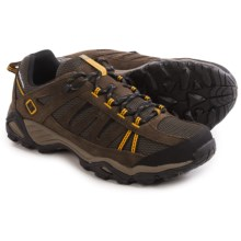 Columbia Sportswear North Plains Hiking Shoes (For Men) in Stout/Squash - Closeouts