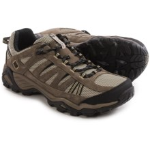 Columbia Sportswear North Plains Hiking Shoes (For Men) in Verdant/Cordovan - Closeouts