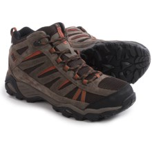 Columbia Sportswear North Plains Mid WP Hiking Boots - Waterproof (For Men) in Cordovan/Cedar - Closeouts