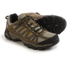 Columbia Sportswear North Plains WP Hiking Shoes - Waterproof (For Men) in Verdant/Caramel - Closeouts