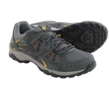 Columbia Sportswear Northridge Hiking Shoes (For Men) in Shale/Black - Closeouts
