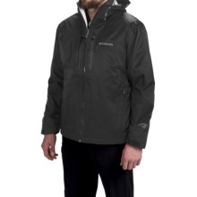 Columbia Sportswear Northwest Traveler Omni-Heat® Interchange Jacket - Waterproof, Insulated, 3-in-1 (For Men) in Black - Closeouts