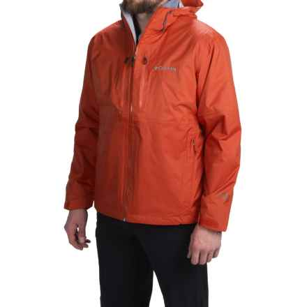 Columbia Sportswear Northwest Traveler Omni-Heat® Interchange Jacket - Waterproof, Insulated, 3-in-1 (For Men) in Flame - Closeouts