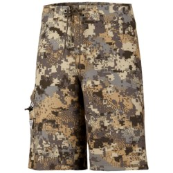 Columbia Sportswear Offshore Run and Gun Board Shorts - UPF 30 (For Men) in Blueridge/Amerifish Print