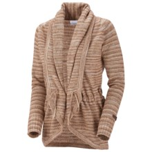 Columbia Sportswear Ombre Hombre Wrap Sweater (For Women) in Fawn - Closeouts