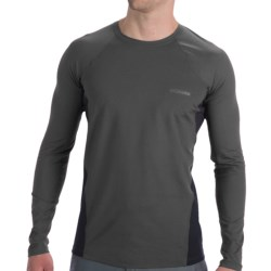 Columbia Sportswear Omni-Heat® Base Layer Top - Midweight, Long Sleeve (For Men) in Grill