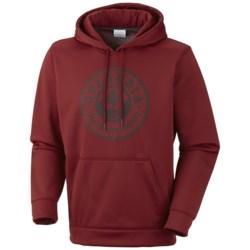 Columbia Sportswear Omni-Heat® Heat Up Graphic Sweatshirt (For Men) in Black/Hard To Fear